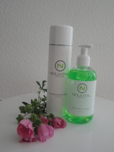Eyemake-up remover & Reinigings lotion